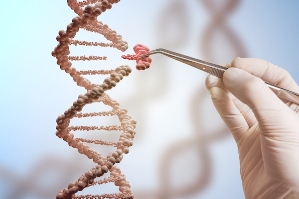Gene Therapy - DNA mutation for medico legal information