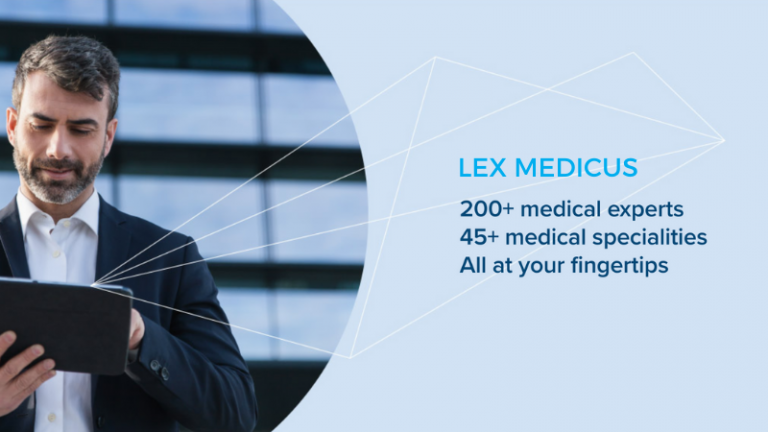 Lex Medicus 10 Year Medico-legal Services