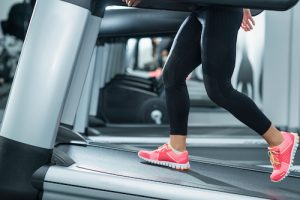 The inclined treadmill