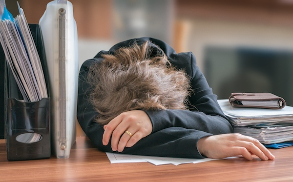 Long work hours is common in many industries including the law